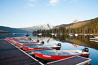 Redfish Lake, Idaho.