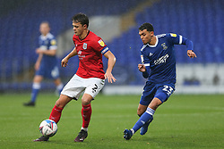 Perry Ng of Crewe Alexandra on the ball - Mandatory by-line: Arron Gent/JMP - 31/10/2020 - FOOTBALL - Portman Road - Ipswich, England - Ipswich Town v Crewe Alexandra - Sky Bet League One