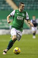 Jamie Murphy (Hibernian) during the Betfred Scottish League Cup match between Hibernian and Dundee at Easter Road, Edinburgh, Scotland on 15 November 2020.