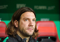 Fotball<br /> Tyskland<br /> 08.11.2015<br /> Foto: Witters/Digitalsport<br /> NORWAY ONLY<br /> <br /> Co-Trainer Torsten Frings (Bremen)<br /> Fussball Bundesliga, FC Augsburg - Werder Bremen 1:2