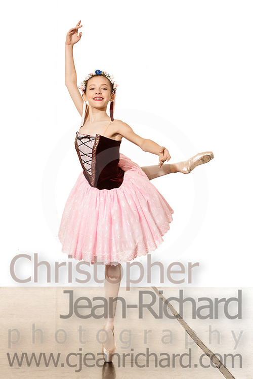 Students of the Payne Academy of Ballet and Woodlands Ballet Ensemble pose in their Nutcracker costumes.<br /> <br /> December 2017<br /> Payne Academy of Ballet<br /> The Woodlands, Texas