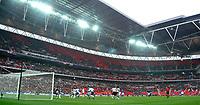 Photo: Alan Crowhurst.<br />England U21 v Italy U21. International Friendly. 24/03/2007. Goalmouth action.
