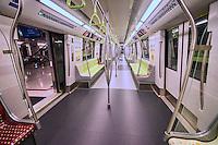Mass Rapid Transit Train (Subway), Bayfront Station