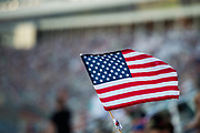 May 20, 2017: NASCAR Monster Energy All Star Race. American flag