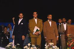 Louis Farrakhan, New York,  12/1993