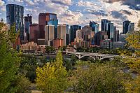 Calgary Skyline, Rotary Park