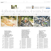 Special feature on war in Kandahar, Afghanistan in The Toronto Star.
