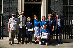 2021-07-20 NHSPay15 petition to 10 Downing Street