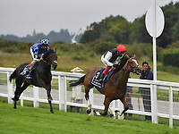 Horse Racing - 2020 Derby Festival - Delayed because of Covid-19<br /> <br /> Frankie Dettori on Frankly Darling finishes 3rd in the Investec Oaks, at Epson Downs.<br /> <br /> COLORSPORT/ASHLEY WESTERN