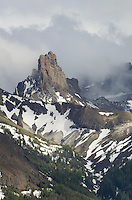 Pilot and Index Peaks, Absaroka Mountains Montana