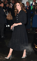 iThe Duke and Duchess of Cambridge attend a charity performance of Dear Evan Hansen, at the Noel Coward Theatre, London, UK, on the 25th February 2020. 25 Feb 2020 Pictured: Catherine, Duchess of Cambridge, Kate Middleton. Photo credit: James Whatling / MEGA TheMegaAgency.com +1 888 505 6342