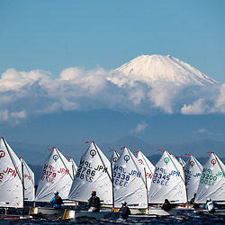 2018 OPTIMIST JAPAN NATIONAL CHAMPIONSHIP  / 江の島OP級全日本選考