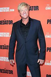 September 12, 2018 - Los Angeles, Kalifornien - Jake Busey beim Special Screening des Kinofilms 'The Predator / Predator - Upgrade' im Egyptian Theatre. Los Angeles, 12.09.2018 (Credit Image: © Future-Image via ZUMA Press)