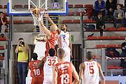 DESCRIZIONE : Roma Lega serie A 2013/14 Acea Virtus Roma Grissin Bon Reggio Emilia<br /> GIOCATORE : Brunner Greg<br /> CATEGORIA : tiro controcampo<br /> SQUADRA : Grissin Bon Reggio Emilia<br /> EVENTO : Campionato Lega Serie A 2013-2014<br /> GARA : Acea Virtus Roma Grissin Bon Reggio Emilia<br /> DATA : 22/12/2013<br /> SPORT : Pallacanestro<br /> AUTORE : Agenzia Ciamillo-Castoria/ManoloGreco<br /> Galleria : Lega Seria A 2013-2014<br /> Fotonotizia : Roma Lega serie A 2013/14 Acea Virtus Roma Grissin Bon Reggio Emilia<br /> Predefinita :