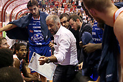 DESCRIZIONE : Campionato 2015/16 Giorgio Tesi Group Pistoia - Acqua Vitasnella Cantù<br /> GIOCATORE : Corbani Fabio  <br /> CATEGORIA : Allenatore Coach Time Out<br /> SQUADRA : Acqua Vitasnella Cantù<br /> EVENTO : LegaBasket Serie A Beko 2015/2016<br /> GARA : Giorgio Tesi Group Pistoia - Acqua Vitasnella Cantù<br /> DATA : 08/11/2015<br /> SPORT : Pallacanestro <br /> AUTORE : Agenzia Ciamillo-Castoria/S.D'Errico<br /> Galleria : LegaBasket Serie A Beko 2015/2016<br /> Fotonotizia : Campionato 2015/16 Giorgio Tesi Group Pistoia - Sidigas Avellino<br /> Predefinita :