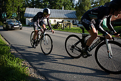 Lizzie Holden at the Crescent Vargarda - a 42.5 km team time trial, starting and finishing in Vargarda on August 11, 2017, in Vastra Gotaland, Sweden. (Photo by Sean Robinson/Velofocus.com)