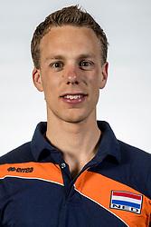 10-05-2017 NED: Selectie Nederlands volleybal team mannen 2017, Arnhem<br /> Op Papendal werd de selectie gepresenteerd / Assistent coach Arne Hendriks