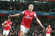 Arsenal v Olympiacos FC 031012