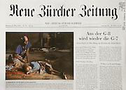 NZZ-Zeitung
