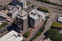 Pinnacle Tower Aerial Photo in Tysons Corner VA by Jeffrey Sauers of Commercial Photographics