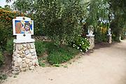 Mission Santa Barbara, Santa Barbara, California, USA