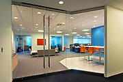 Interior of Charles River Interactive in Waltham, MA.