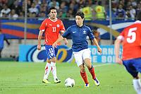 FOOTBALL - FRIENDLY GAME - FRANCE v CHILI - 10/08/2011 - PHOTO SYLVAIN THOMAS / DPPI - SAMIR NASRI (FRA)