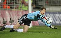 Fotball<br /> 24.03.2007<br /> Tsjekkia v Tyskland<br /> Foto: Witters/Digitalsport<br /> NORWAY ONLY<br /> <br /> Torwart Jens Lehmann Deutschland<br /> EM-Qualifikation Tschechien - Deutschland