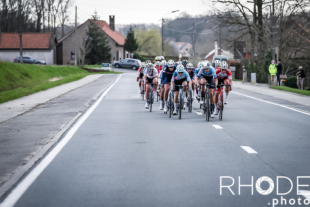 10th Gent-Wevelgem in Flanders Fields 2021<br /> Elite Womens Race (1.WWT)<br /> <br /> One Day Race from Ypres (Ieper) to Wevelgem 142km<br /> <br /> ©RhodePhoto