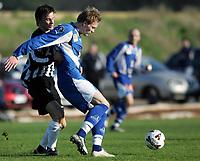 Fotball<br /> La Manga 2006<br /> Tromsø v KR Reykjavik<br /> 13.02.2006<br /> Foto: Morten Olsen, Digitalsport<br /> <br /> Ole Martin Årst