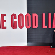 Stella Stocker Arrivers at World Premiere of The Good Liar on 28 October 2019, at the BFI Southbank, London, UK.
