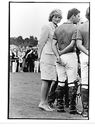 Prince and Princess of Wales. Cartier Polo. Windsor. 26 July 1987<br />© Copyright Photograph by Dafydd Jones 66 Stockwell Park Rd. London SW9 0DA Tel 020 7733 0108 www.dafjones.com