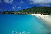 Knip Bay, Curacao, Netherlands Antilles ( Caribbean Sea )
