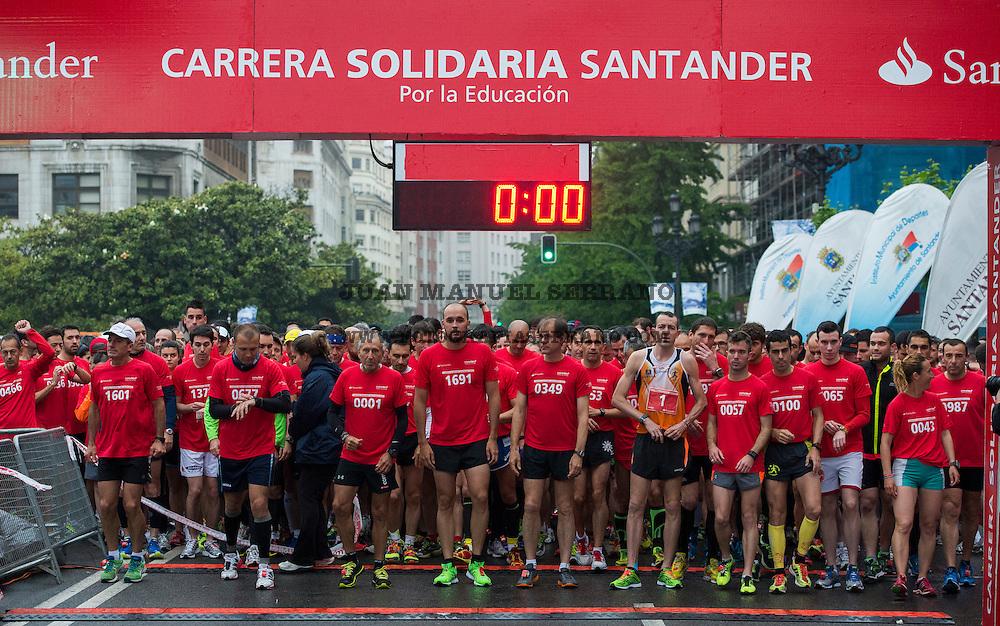09-06-2013 Santander<br /> III Carrera Solidaria  Banco Santander 20013<br /> <br /> Fotos: Juan Manuel Serrano Arce