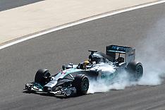 2014 Test February Bahrain