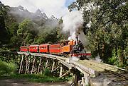 Puffing Billy Train, Australia