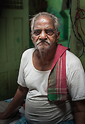 Street portrait - Chandni Chowk, Old Delhi, India