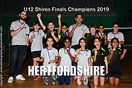 U12 Shires Finals - Stoke Manderville 2019