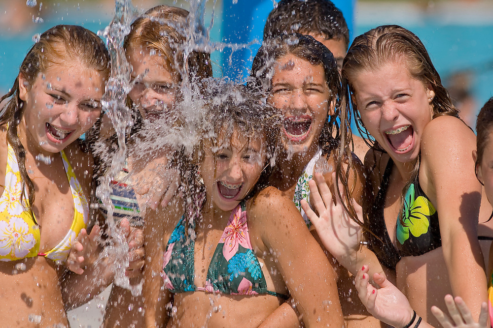 Resch Family Aquatics Center in Green Bay, Wisconsin.