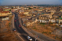 Cleland Road, Jamestown District, Accra