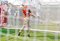 AMSTERDAM - Amsterdam Golf Show 2012 in de Amsterdamse Rai. Foto Koen Suyk