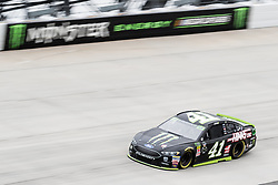 October 5, 2018 - Dover, DE, U.S. - DOVER, DE - OCTOBER 05: Kurt Busch driver of the #41 Monster Energy/Haas Automation Ford takes a lap during Friday's practice for the Monster Energy NASCAR Cup Series Gander Outdoors 400 on October 05, 2018, at Dover International Speedway in Dover, DE. (Photo by David Hahn/Icon Sportswire) (Credit Image: © David Hahn/Icon SMI via ZUMA Press)