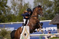Housen Emilia, BEL, Gentleman<br /> Belgisch Kampioenschap Jeugd Azelhof - Lier 2020<br /> © Hippo Foto - Dirk Caremans<br /> 30/07/2020