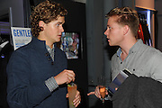 JAMIE WILD; SAM RADCLYFFE, The Gentleman's Journal Autumn Party, in partnership with Gieves and Hawkes- No. 1 Savile Row London. 3 October 2013
