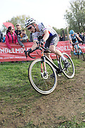 Belgium, November 1 2017:  Michael Boros (Pauwels Sauzen - Vastgoedservice) finished in 11th place in the 2017 edition of the Koppenbergcross.  Copyright 2017 Peter Horrell.