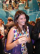 Carolina Castiglioni. Marni shop opening. Sloane St. London. 25 October 2000. © Copyright Photograph by Dafydd Jones 66 Stockwell Park Rd. London SW9 0DA Tel 020 7733 0108 www.dafjones.com