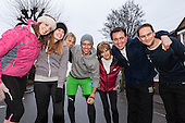CIPD Bath Marathon Team
