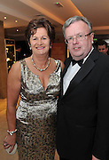 Michael and Geraldine Rosney, Killeen House Hotel, Killarney  pictured at the IHF conference in the Hotel Kilkenny..Picture by Don MacMonagle...pic from IHF