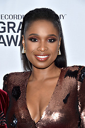Jennifer Hudson attends the Clive Davis and Recording Academy Pre-GRAMMY Gala and GRAMMY Salute to Industry Icons Honoring Jay-Z on January 27, 2018 in New York City.. Photo by Lionel Hahn/ABACAPRESS.COM