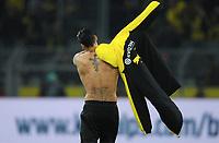 Torwart Roman Buerki (Dortmund)<br /> Dortmund, 04.02.2017, Fussball Bundesliga, Borussia Dortmund - RB Leipzig 1:0<br /> <br /> Norway only